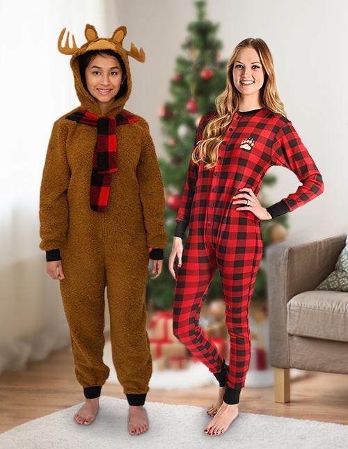 Christmas PJs for Women
