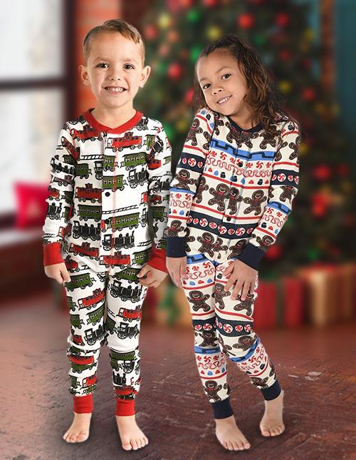Kids Christmas Pajamas