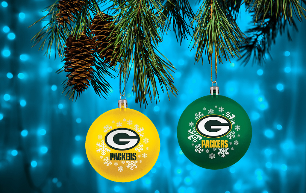NFL Christmas Ornaments