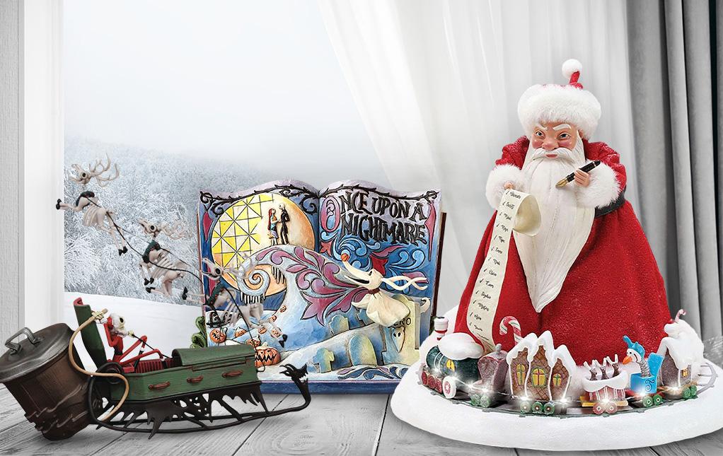 Nightmare Before Christmas Figurines