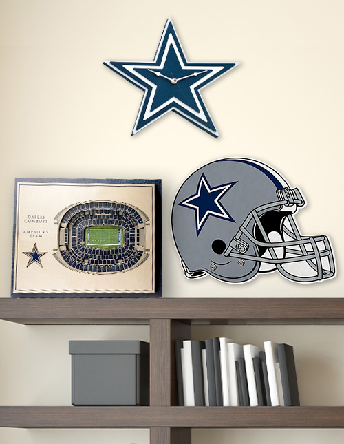 Dallas Cowboys Wall Décor