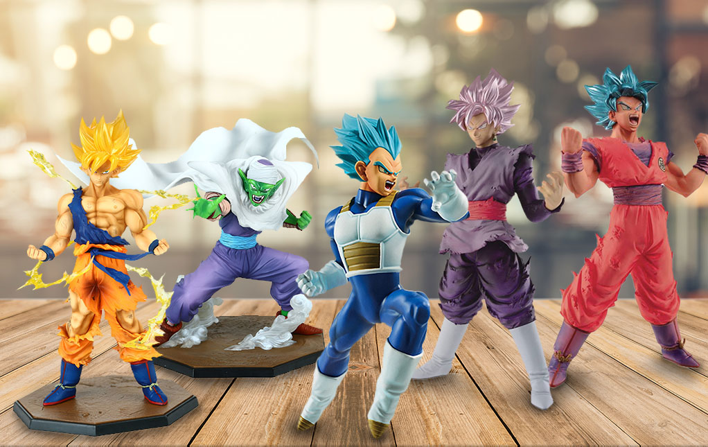 Dragon Ball Z Collectible Figures