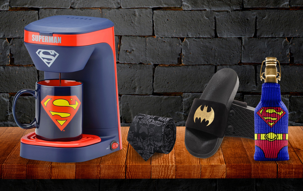 DC Comics Gifts for Him