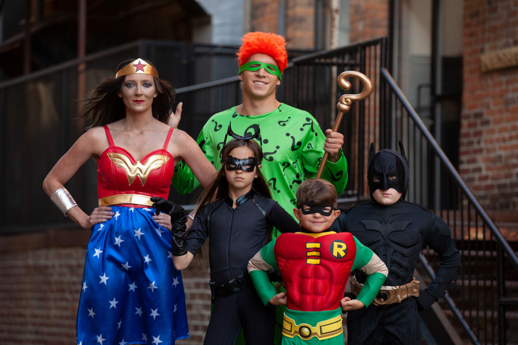 DC Comics Halloween Costumes