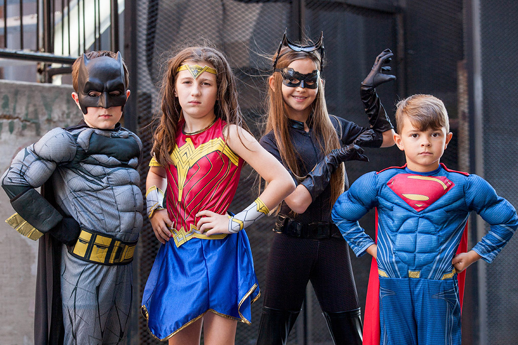 DC Comics Costumes for Kids