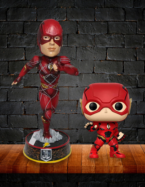 The Flash Toys