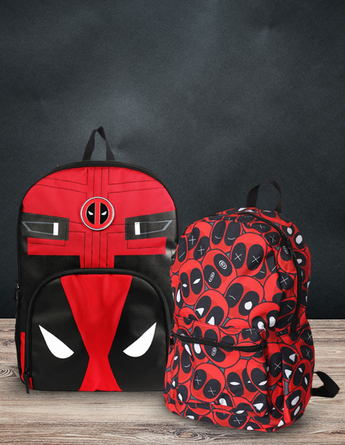 Deadpool Backpacks