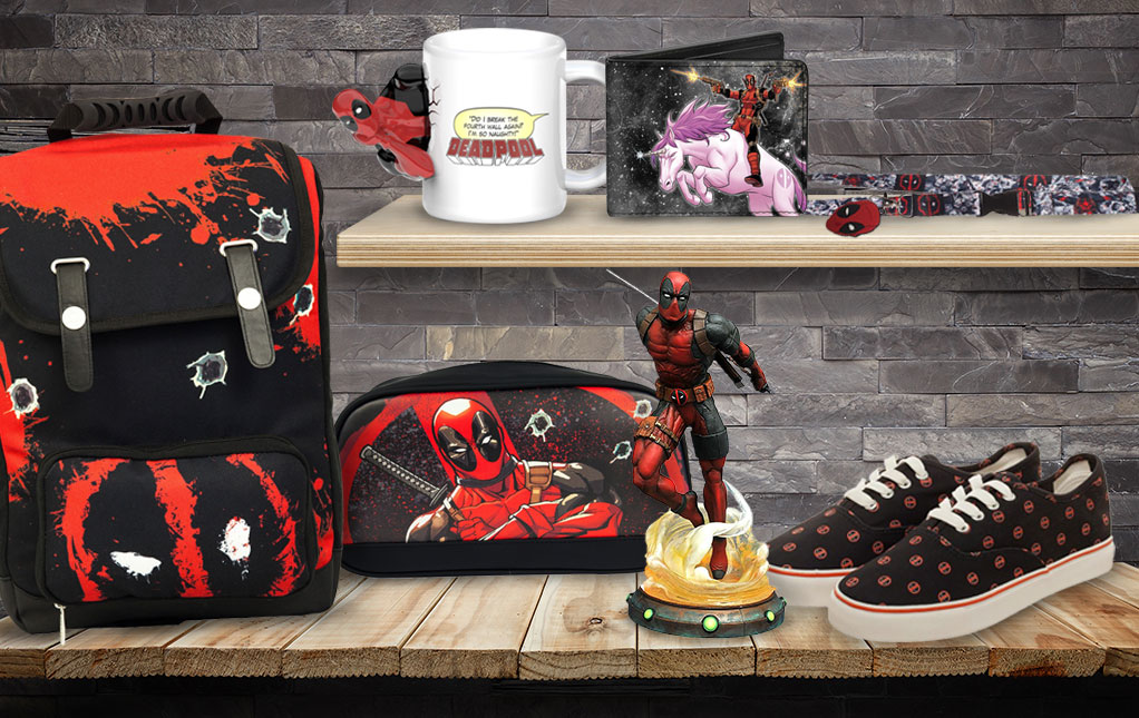 Deadpool Gifts