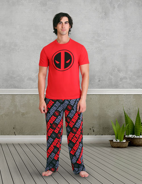 Deadpool Sleep Set
