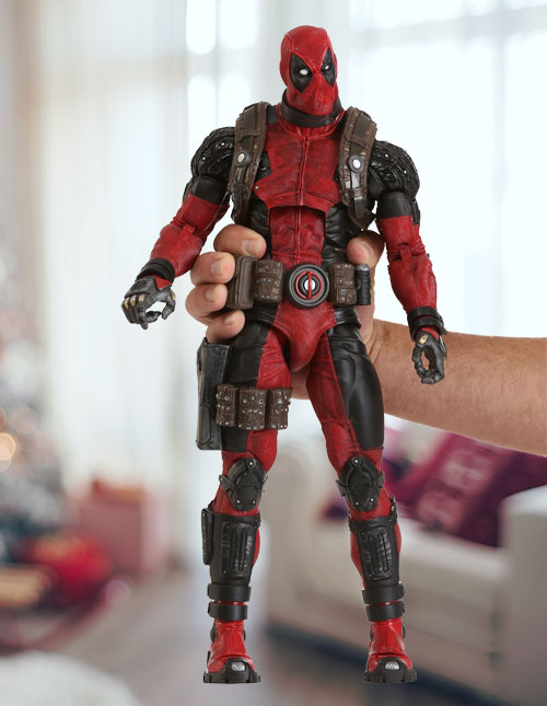Marvel Classics Deadpool Action Figure