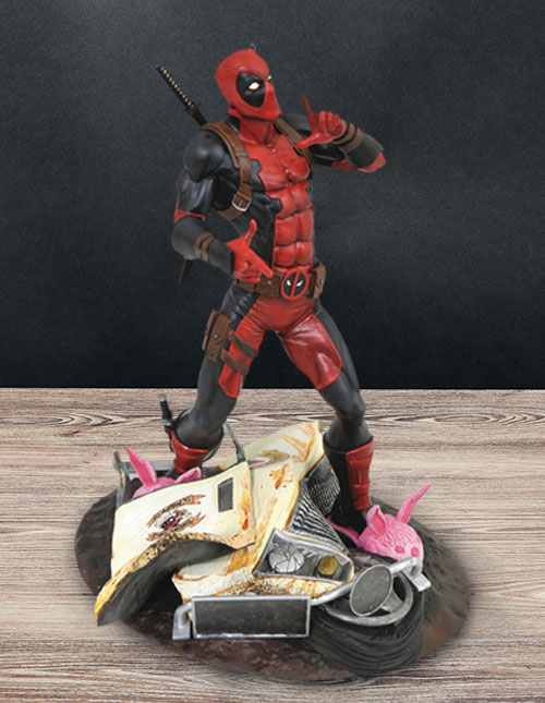 Marvel Gallery Deadpool Statue