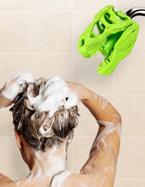 Dinosaur Showerhead