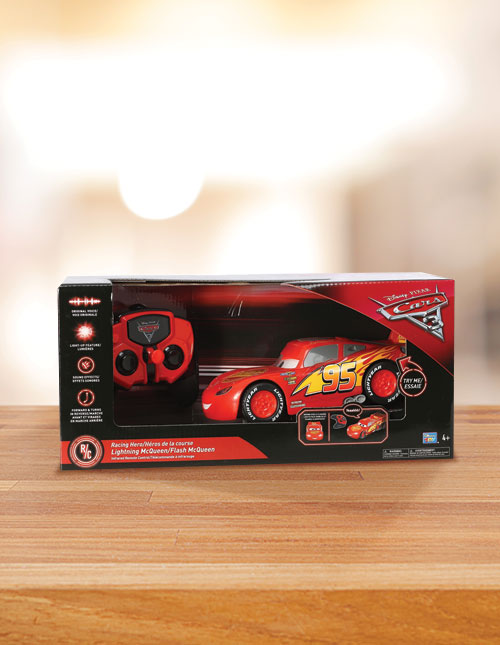 Lightning McQueen R/C Car