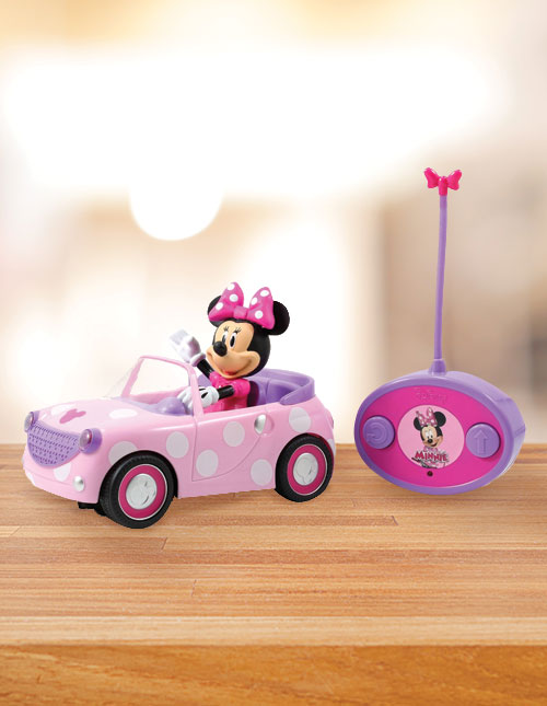 Minnie Mouse R/C Car