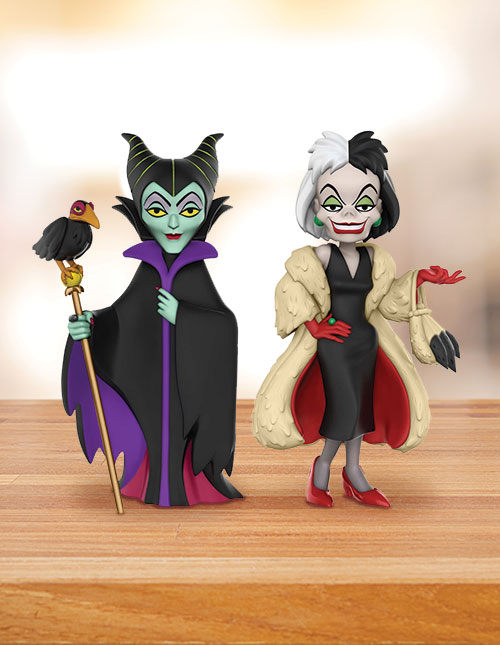 Disney Villains Figures