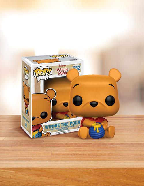 Winnie the Pooh Pop Vinyl