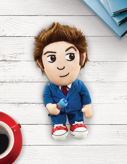 10th Doctor Who Plush