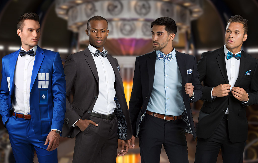 Doctor Who Suits