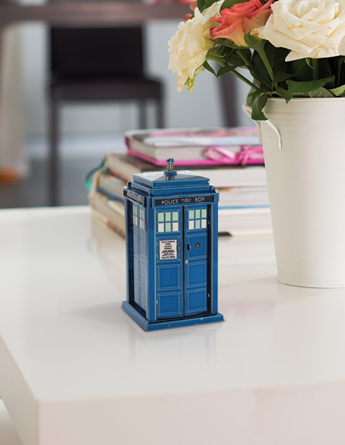 Metal Earth Doctor Who Tardis Model Kit