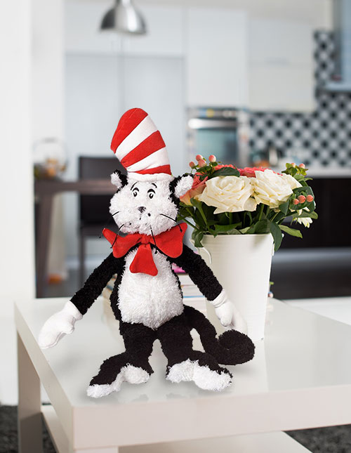 Cat in the Hat Plush