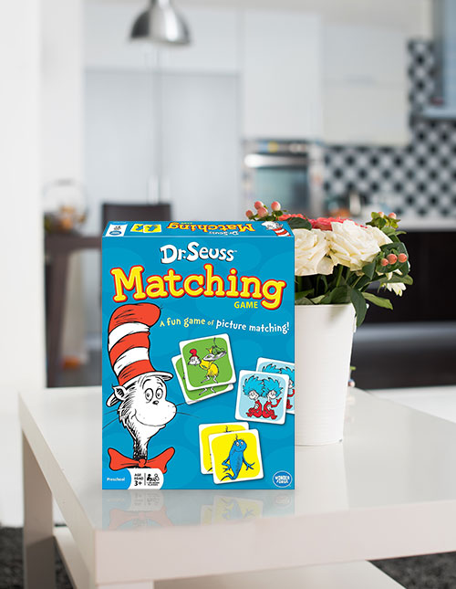 Dr. Seuss Card Game
