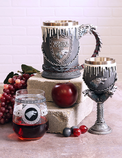 Game of Thrones Mugs and Glasses