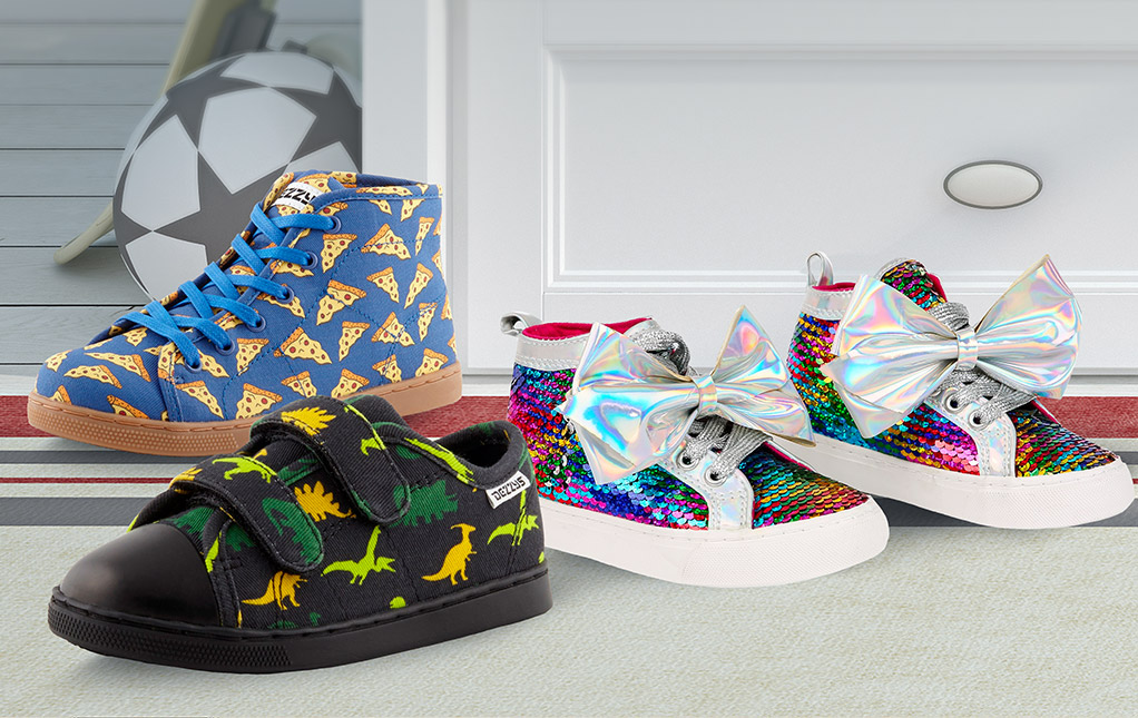 Cool Shoes for Kids