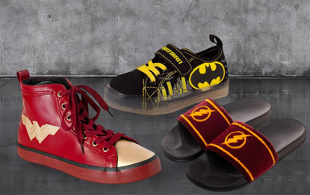 DC Comics Shoes