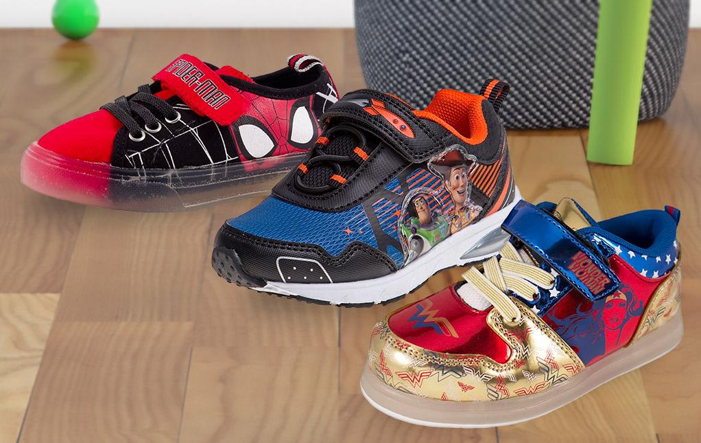 Kids' Light Up Shoes