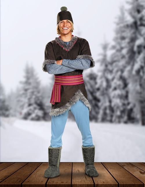 Kristoff Costume
