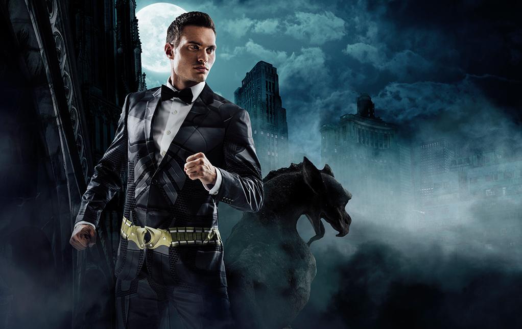 Batman Comic Suit