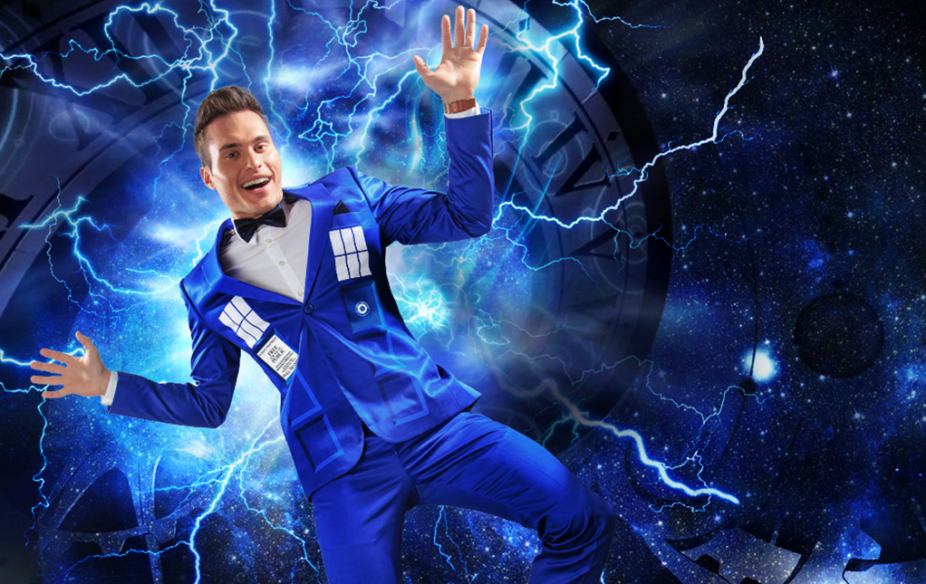 Doctor Who Suit