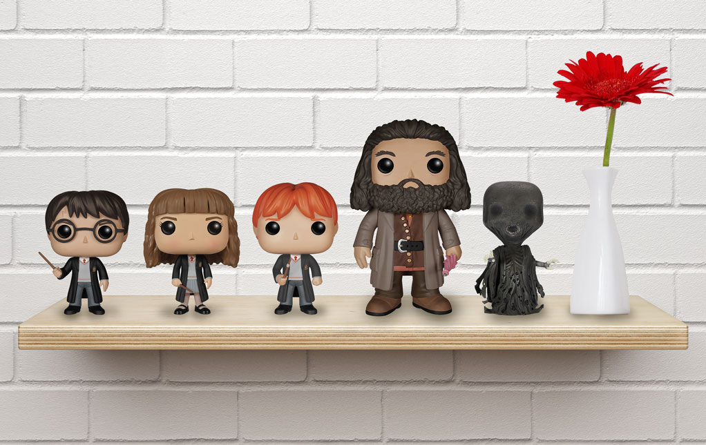 Harry Potter Pop Vinyl