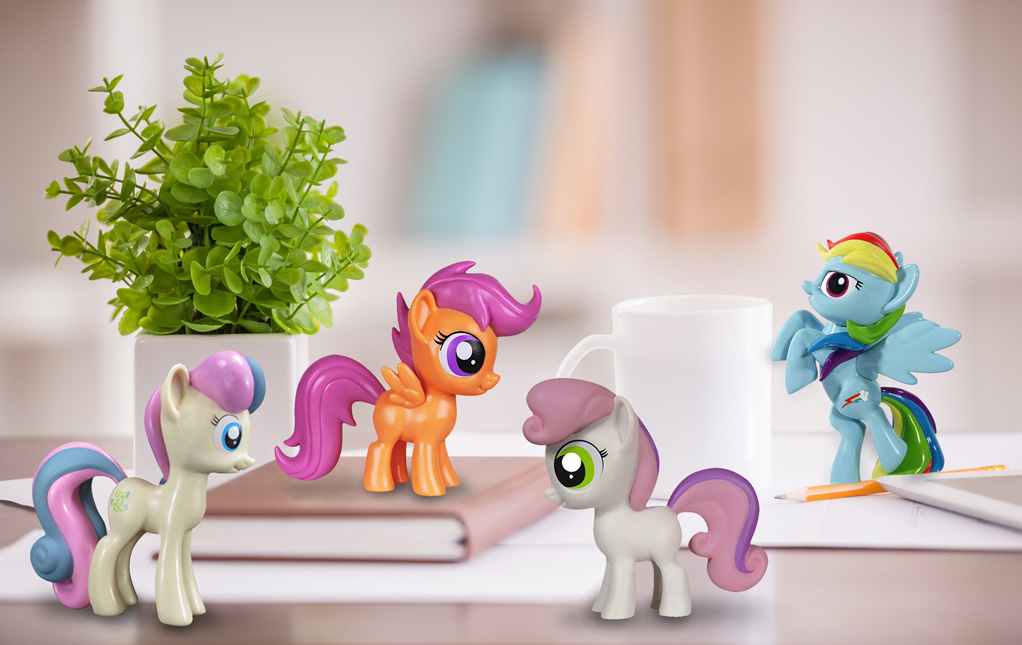 My Little Pony Funko Pops
