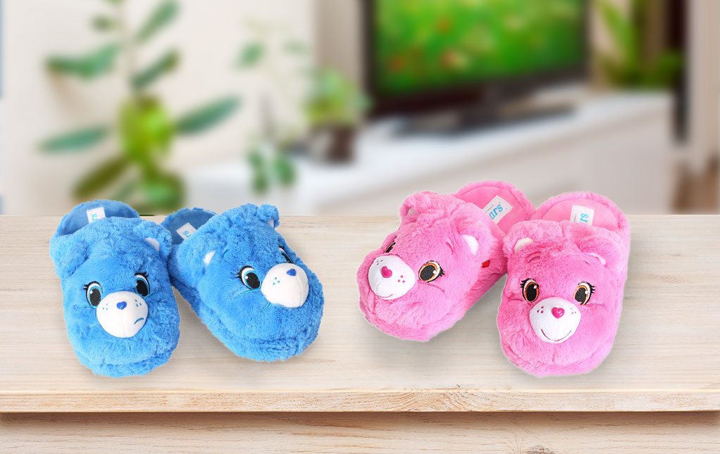 Care Bears Slippers