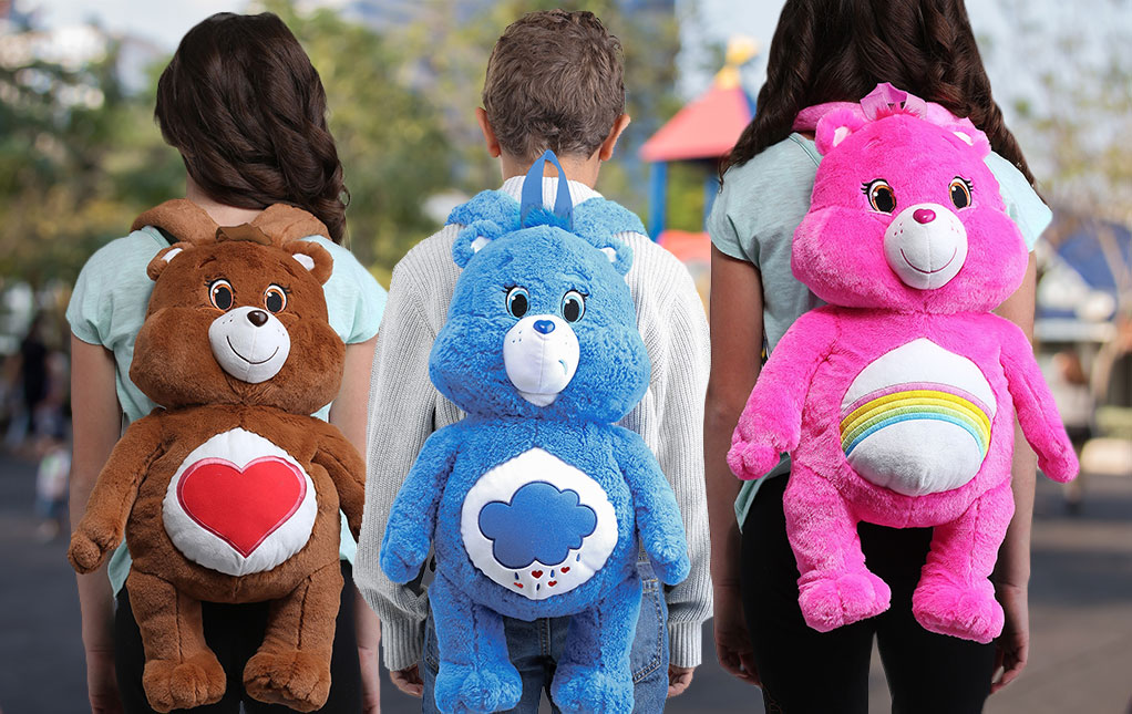 Care Bears Backpacks