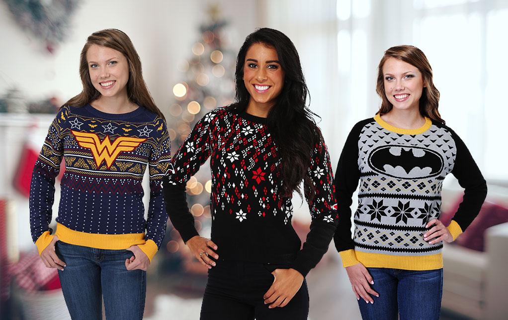 Women's Ugly Christmas