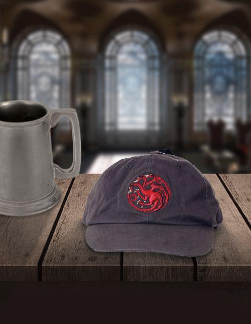 Game of Thrones Targaryen Cap