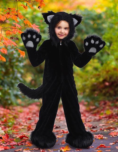 Girl's Cat Costume