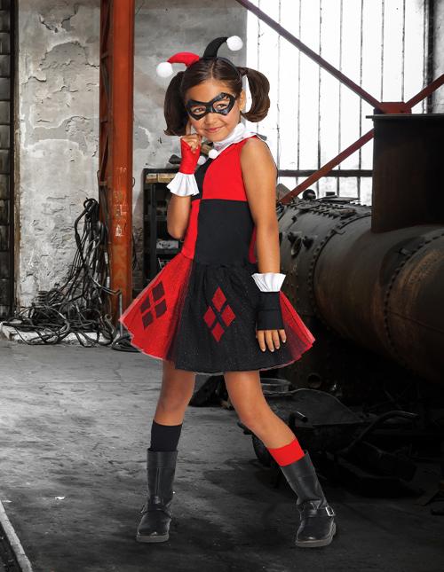 Harley Quinn Tutu Costume
