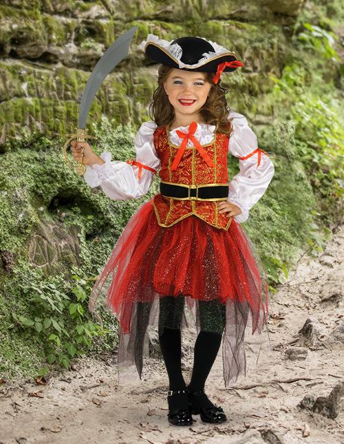 Princess of the Sea Pirate Costume