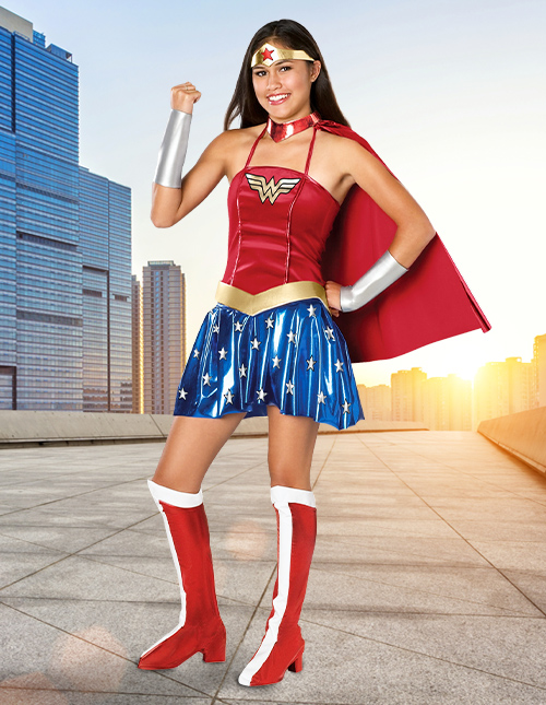 Wonder Woman Costume for Teens