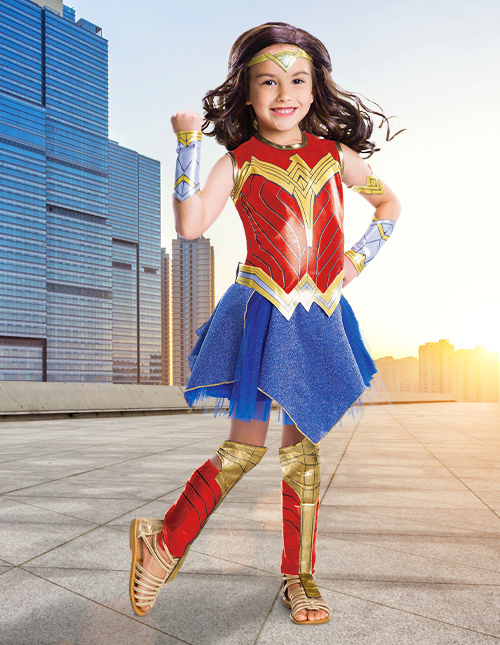 Justice League Wonder Woman Costume