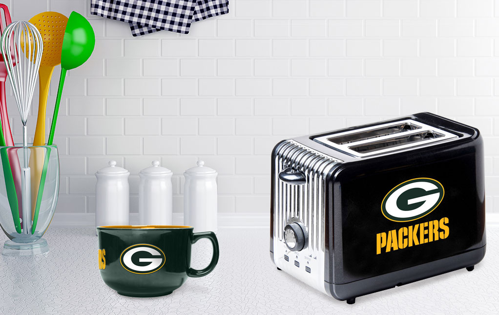 Green Bay Packers Home Décor