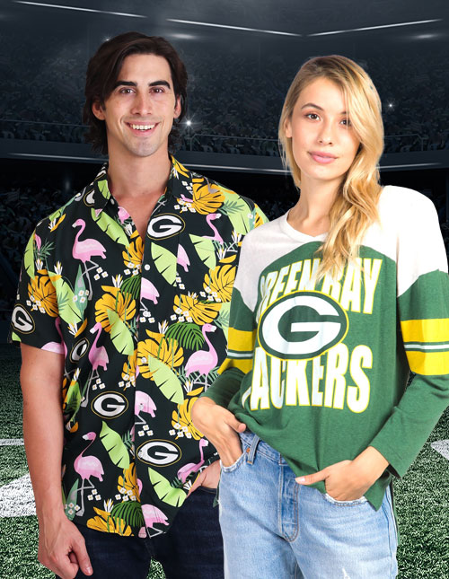 Green Bay Packers Shirts