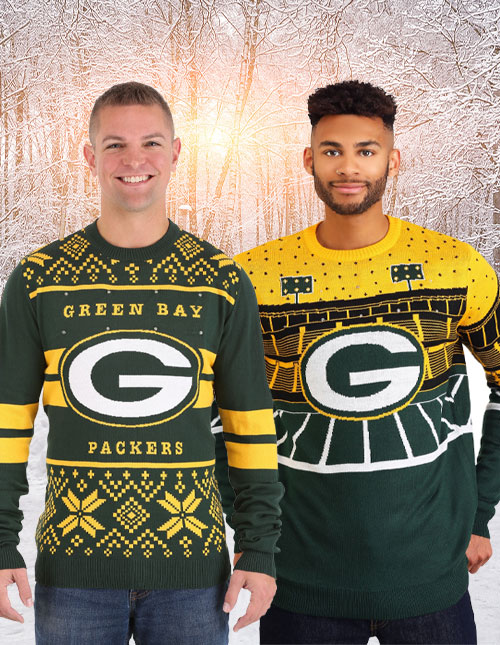 Green Bay Packers Sweaters
