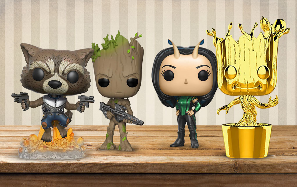 Pop! Toys Guardians of the Galaxy