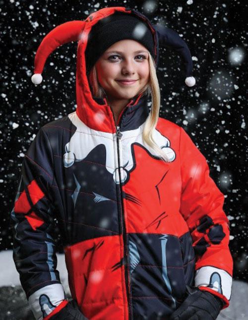 Harley Quinn Coat