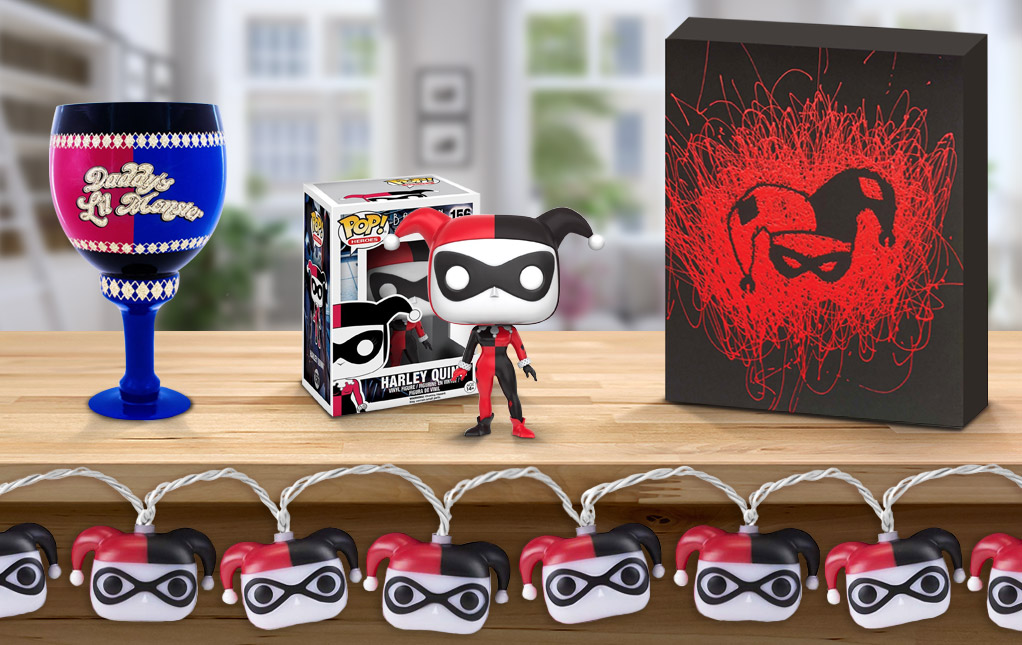 Harley Quinn Gifts