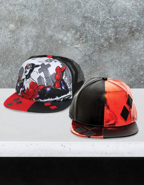 Harley Quinn Hats